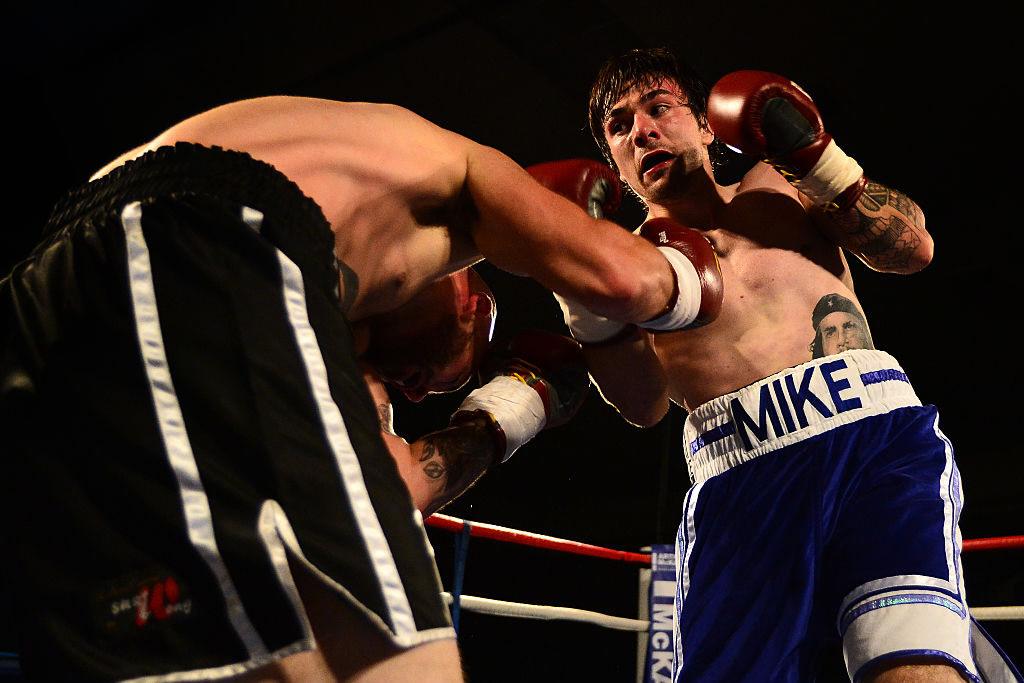 Murió boxeador escocés a consecuencia de un combate