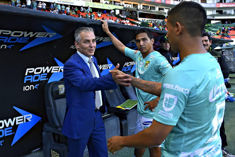 Llegada de Sergio Bueno elevó autoestima de Jaguares