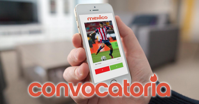 #MTrivia ¿Te gustaron los convocados a la Selección Mexicana?