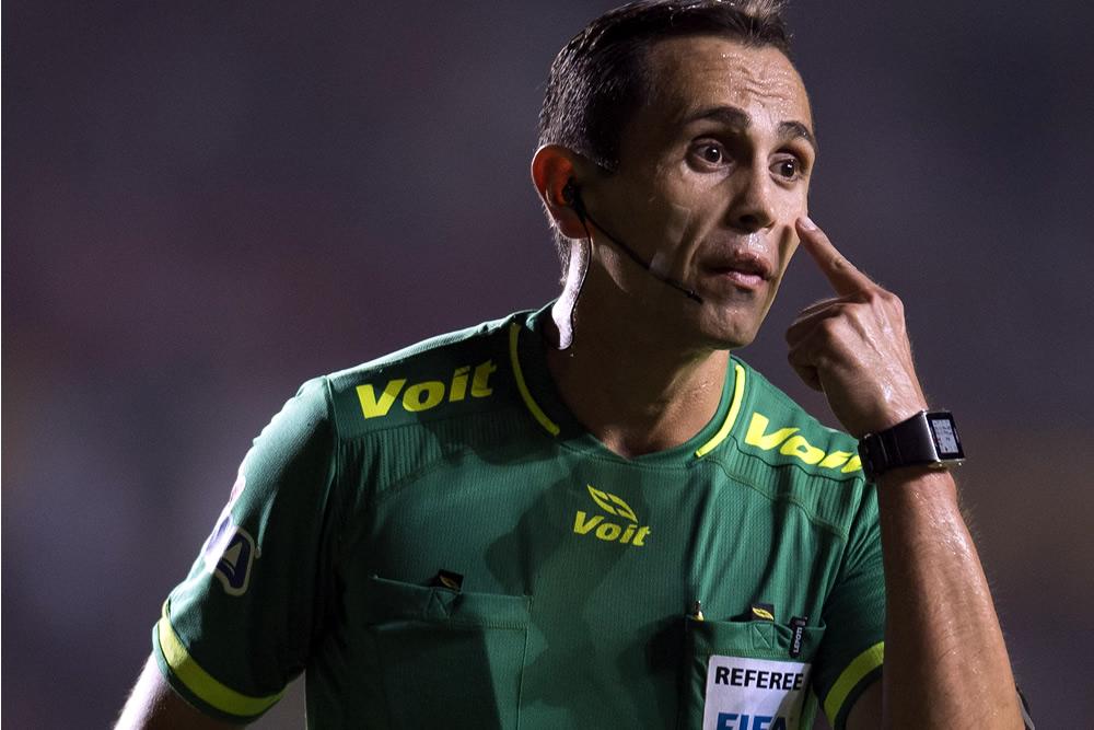Enrique Santander pitará el América vs Chivas en Copa MX