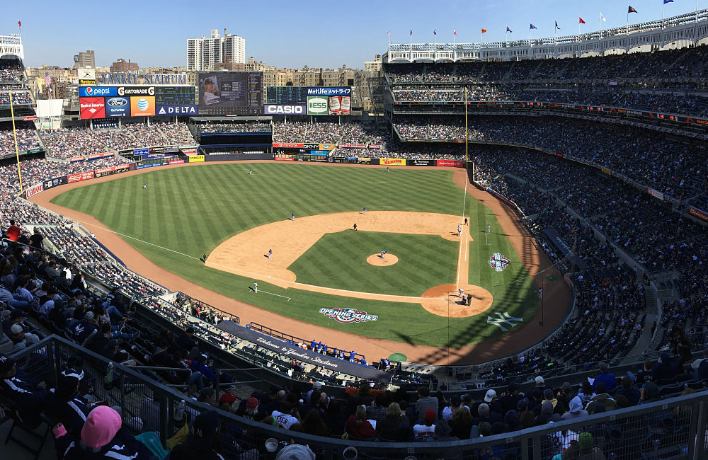 Reducirán capacidad del Yankee Stadium por remodelación