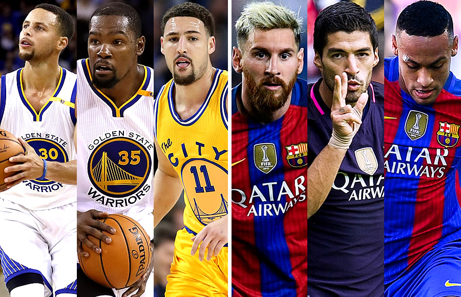 Warriors, ¿el Barça de la NBA?