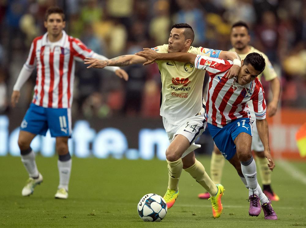 Aerolíneas se jugarán vuelos en el Clásico Nacional en Copa MX