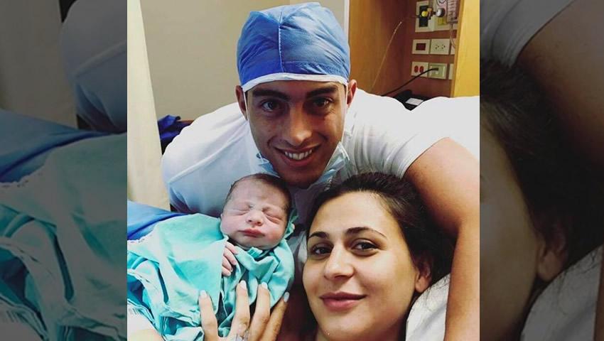 Rogelio Funes Mori presume el nacimiento de su hijo ...
