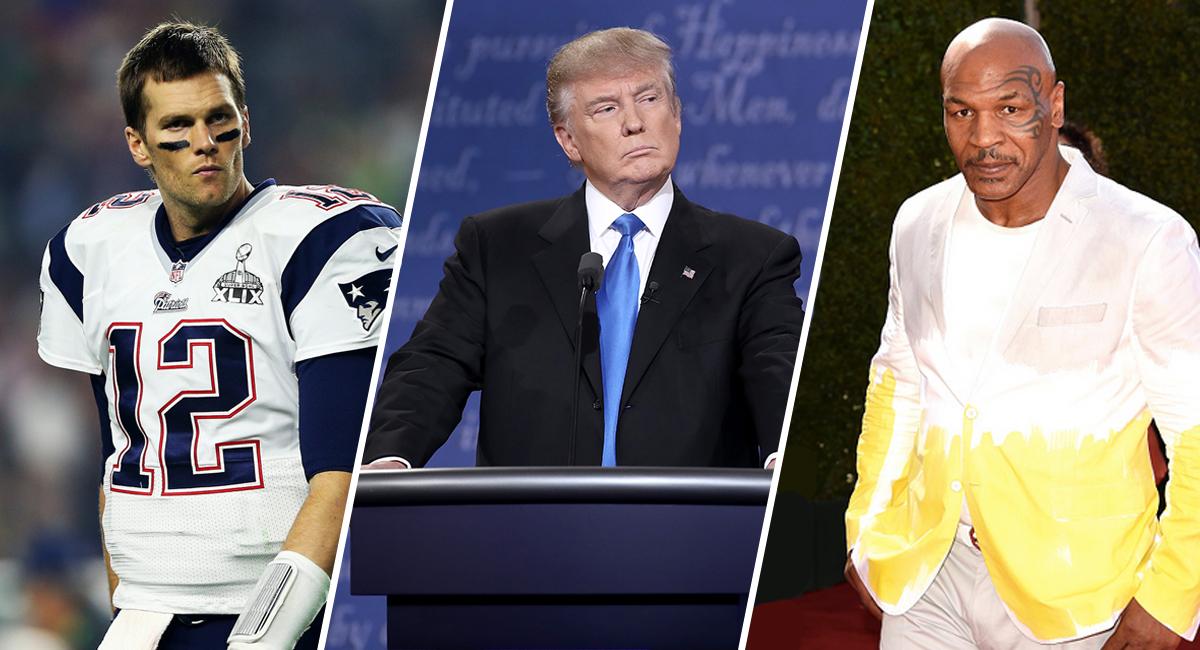 10 celebridades que apoyan a Donald Trump