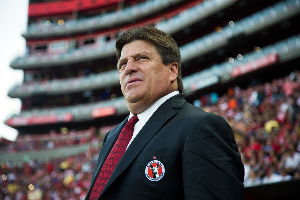 Viste ganarle a Chivas: Miguel Herrera