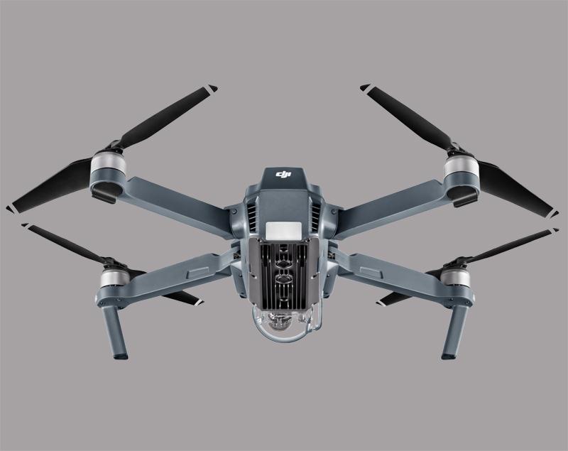 Te presentamos el nuevo drone inteligente