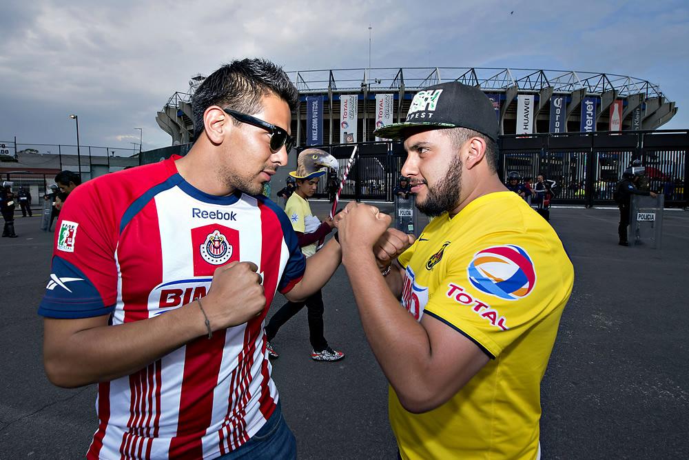 Clásico nacional de Copa MX, también por TV Azteca