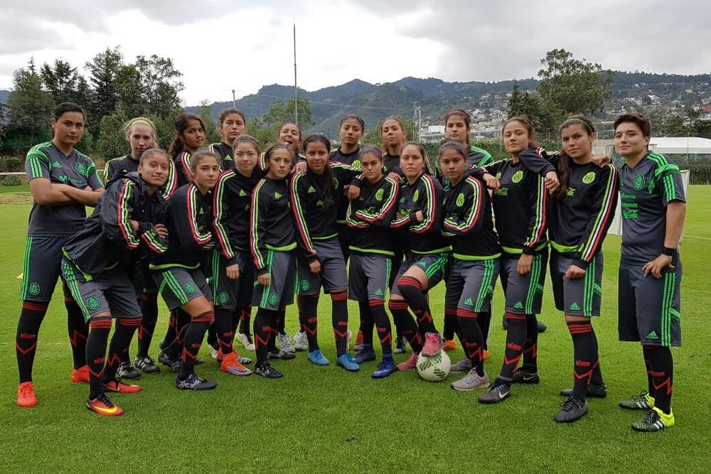 La Femenil Sub-20 partió a tierras mundialistas