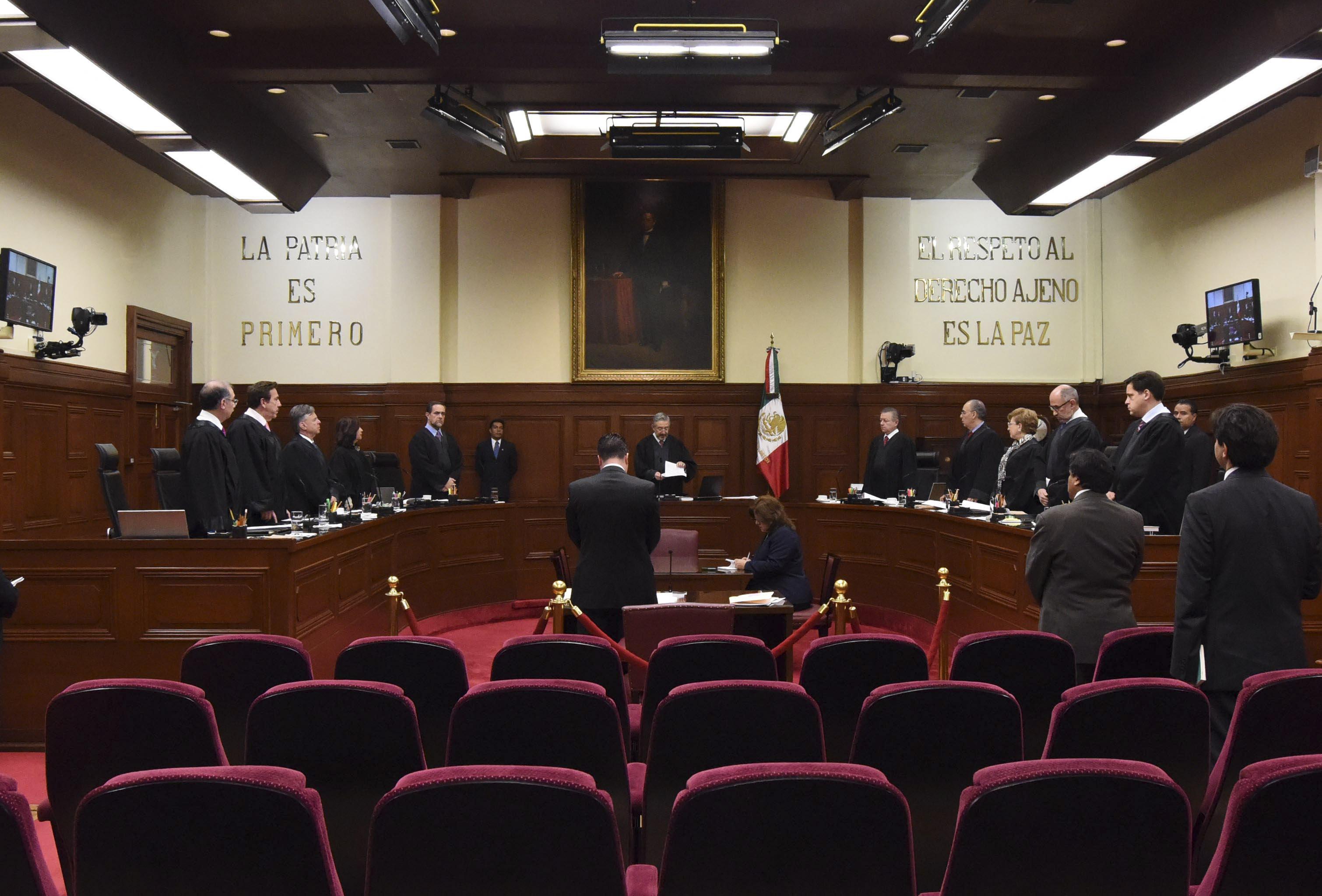 La Suprema Corte selecciona a 21 candidatos a magistrados electorales