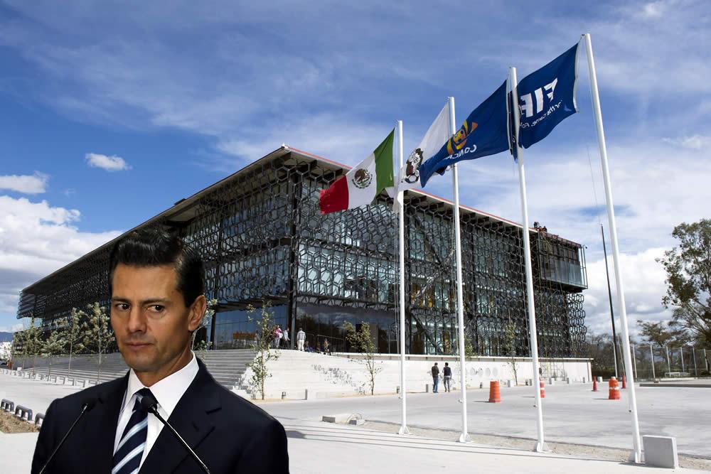 Inauguración de Femexfut con Peña Nieto fue cancelada | MedioTiempo