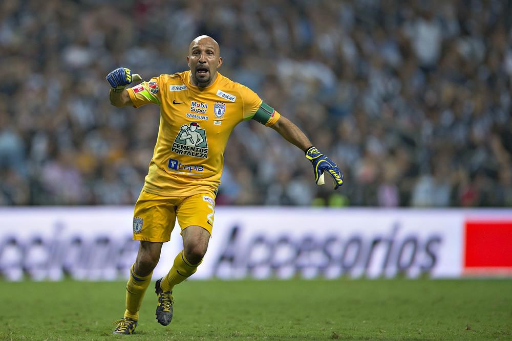 Conejo Pérez, un portero más añejo que el técnico rival