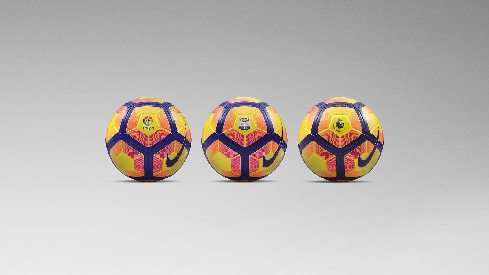 Nike estrena balón para la liga europea