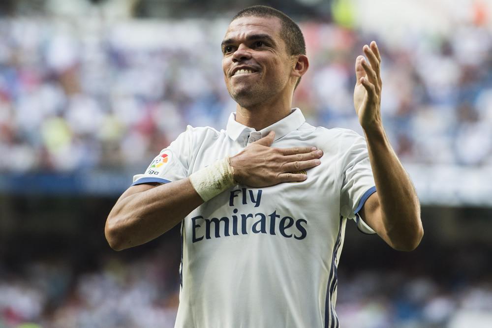 Pepe y Coentrao, novedades del Madrid ante el Borussia
