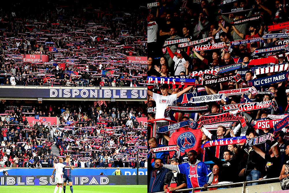 'Ultras' del PSG regresaron a casa luego de seis años