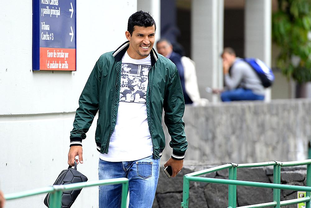 Maza viajó a Guadalajara y podría debutar en el A2016