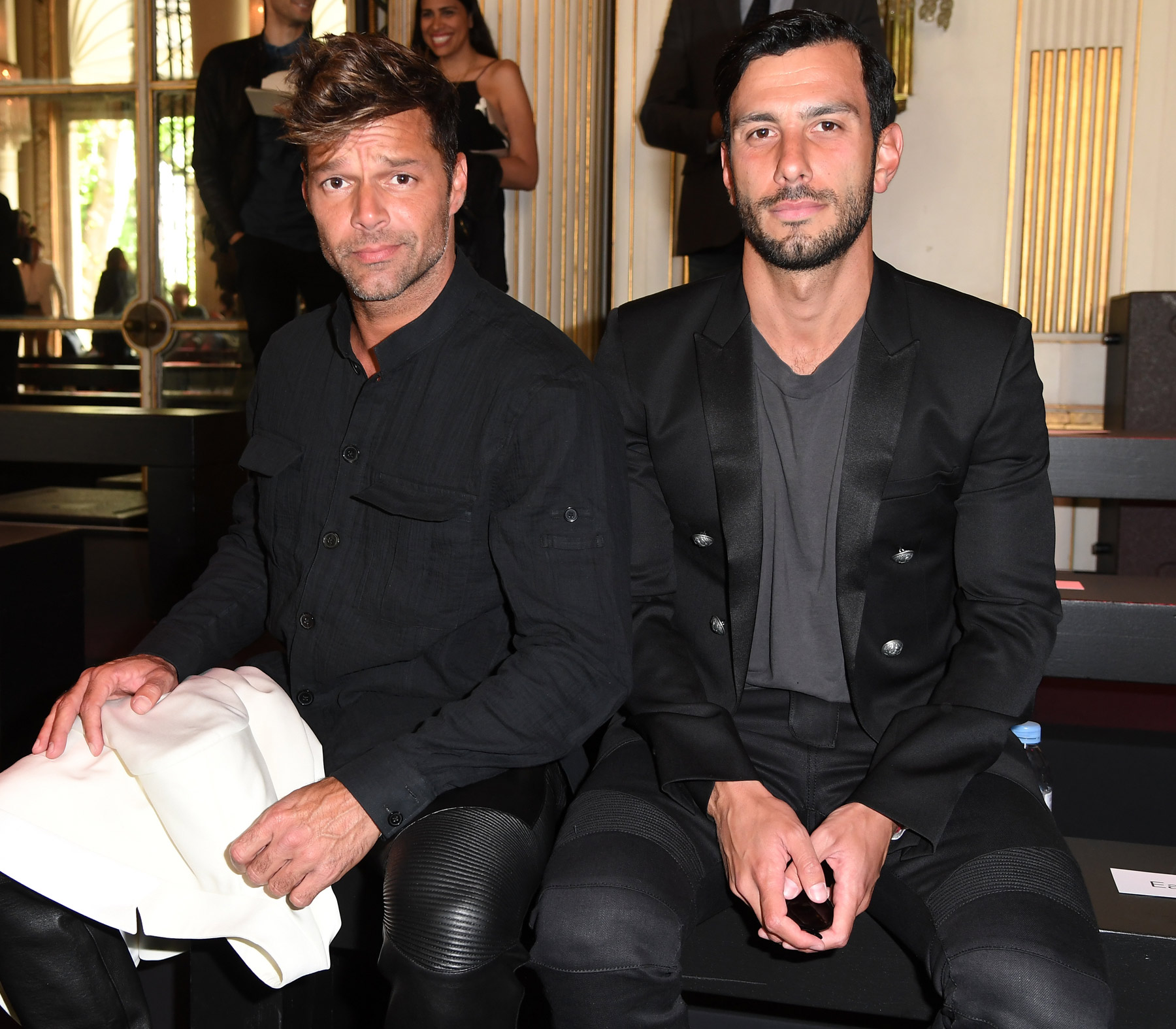Ricky Martin y Jwan Yosef podrían haberse casado en secreto