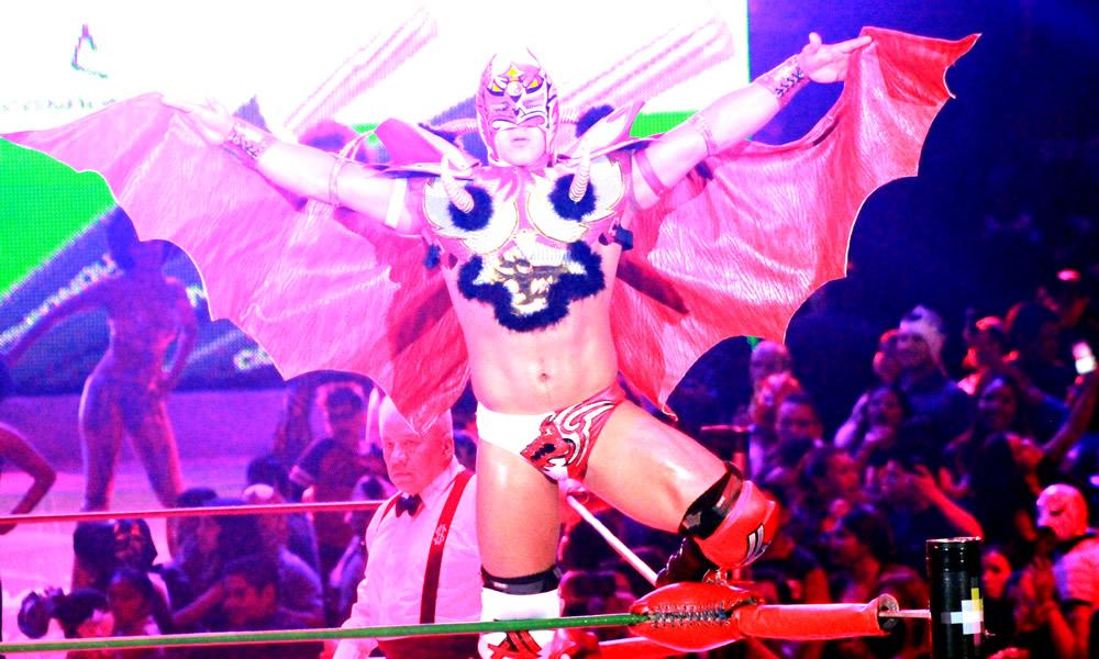 Dragon Lee volverá a presentarse en ROH