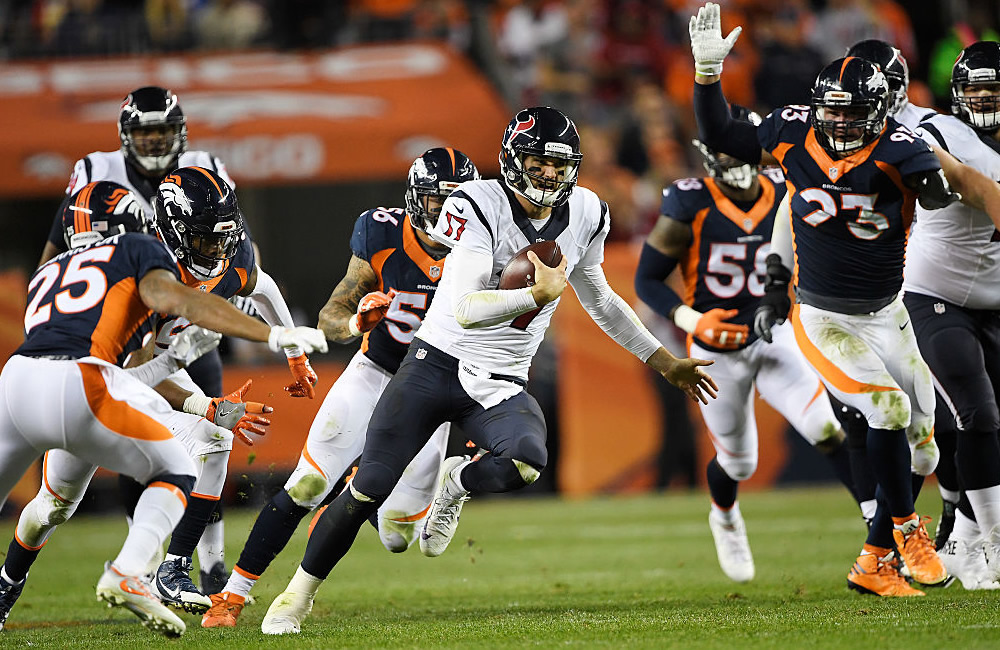 Broncos hicieron del regreso de Osweiler una noche hostil