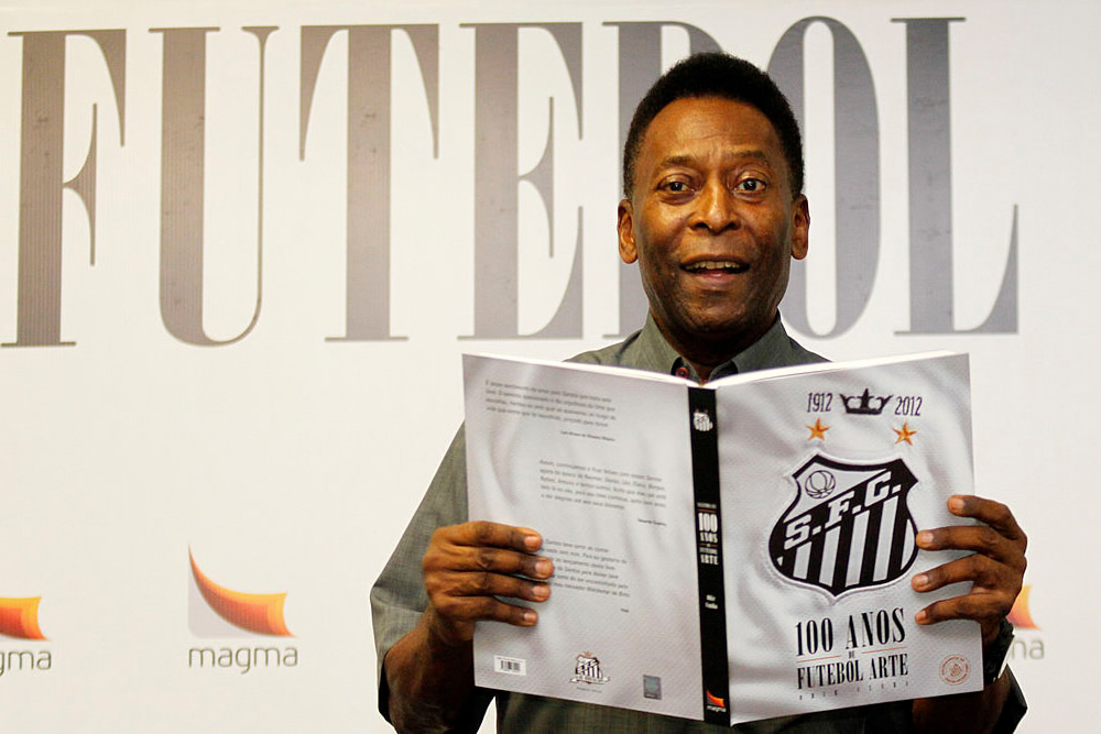 Santos de Brasil y Pelé acabaron contrato vitalicio