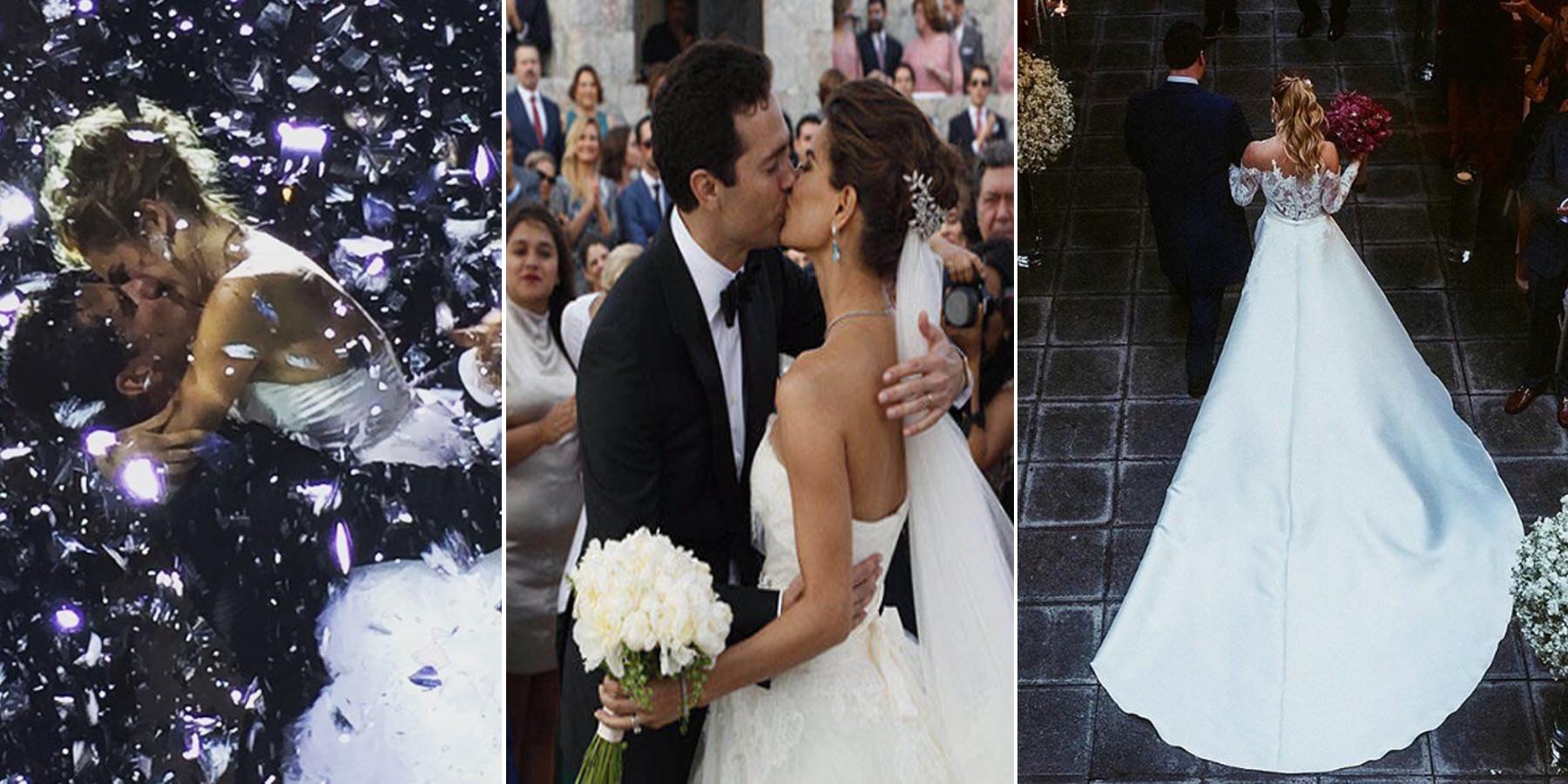 Matrimonio Ximena Zalzer : Cuáles fueron las mejores bodas de la sociedad en