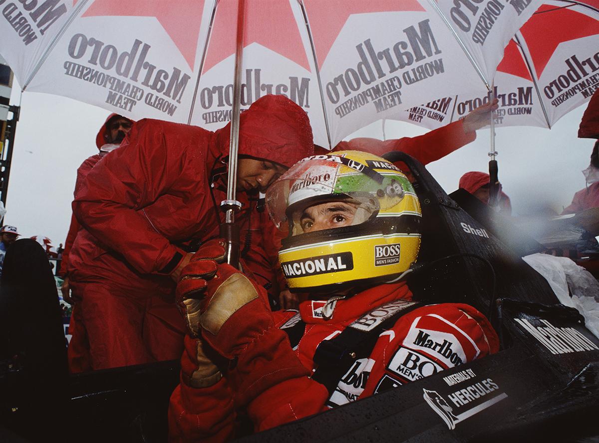 El estilo de la Fórmula 1 a través de los años
