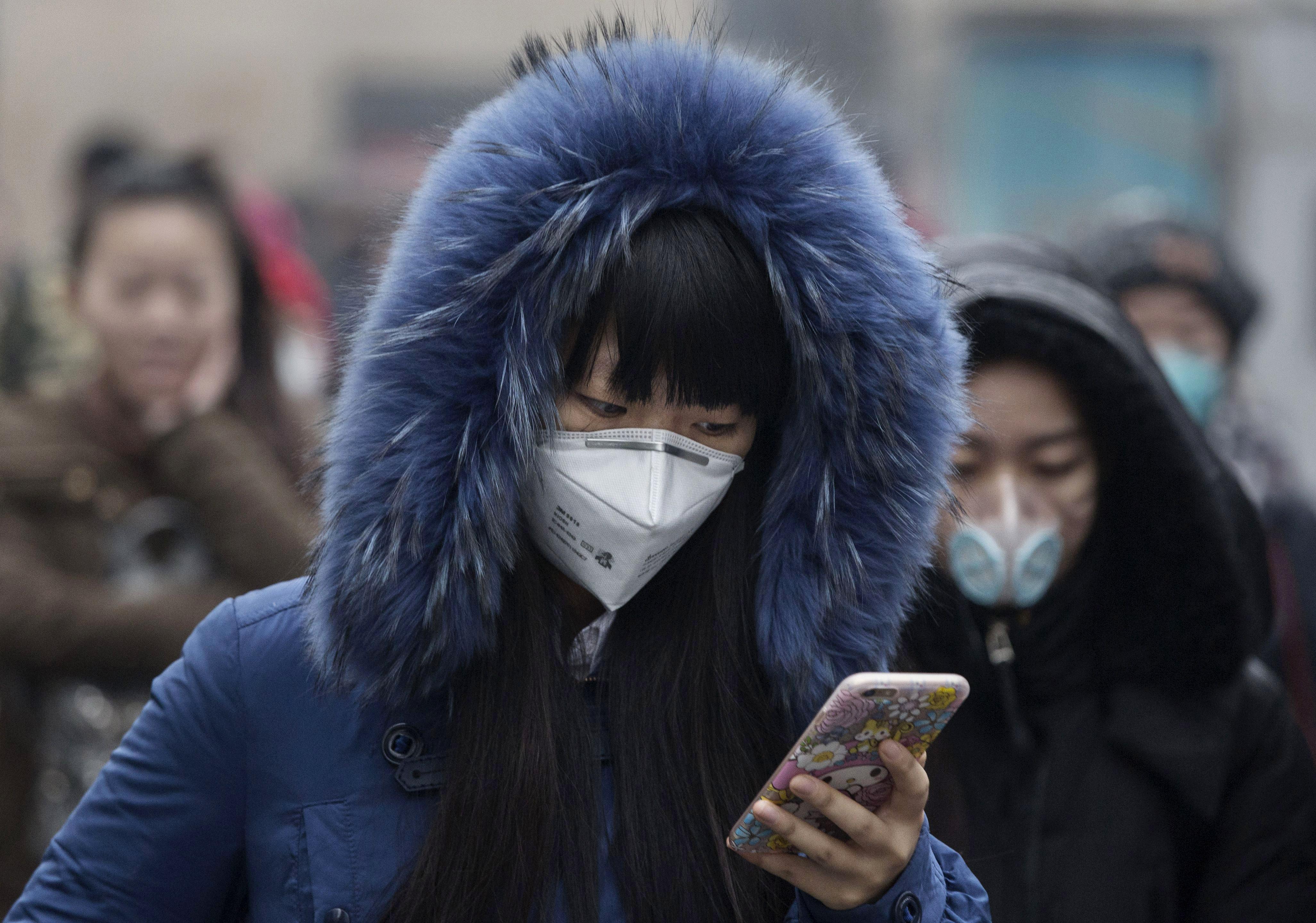 C mo lidiar con el aire contaminado que respiras expansi n for Como purificar el aire contaminado