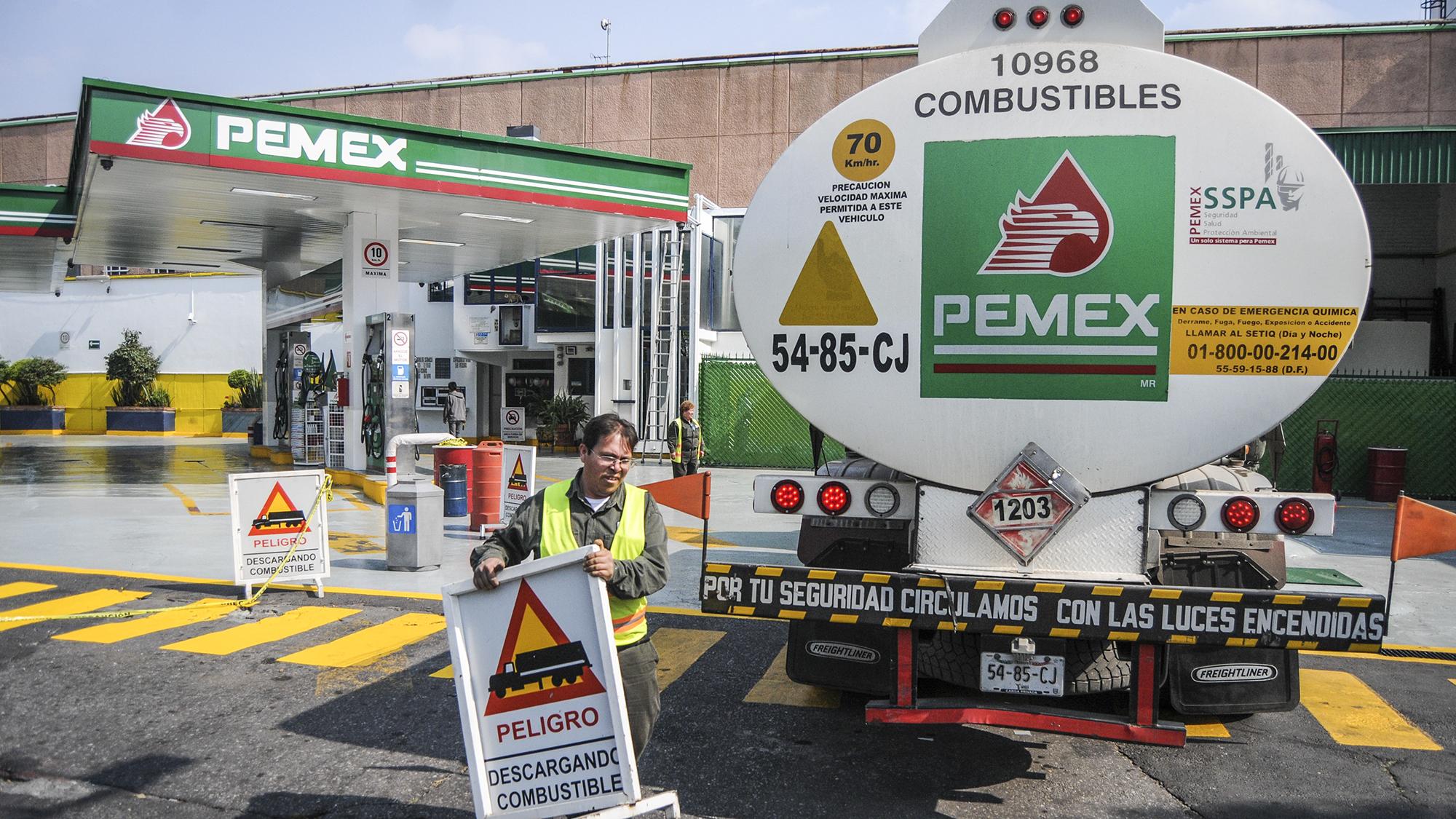La Suprema Corte retoma el caso contra Pemex por sus prácticas en gasolinas