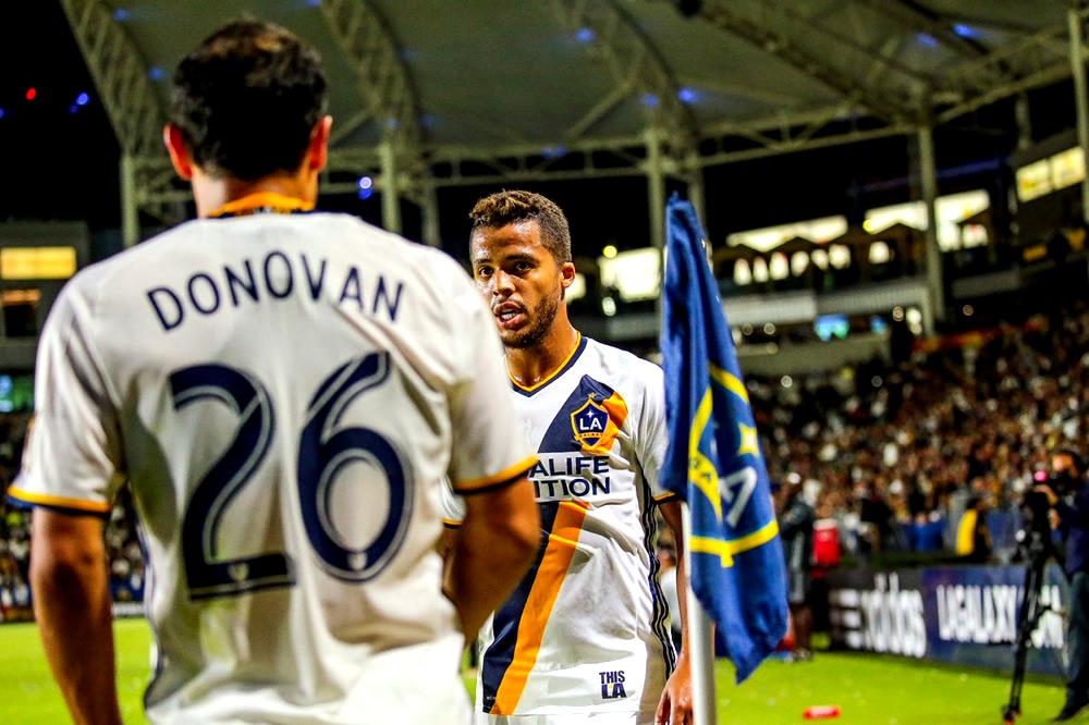 Galaxy y Gio dos Santos avanzaron en los Playoffs de la Copa MLS