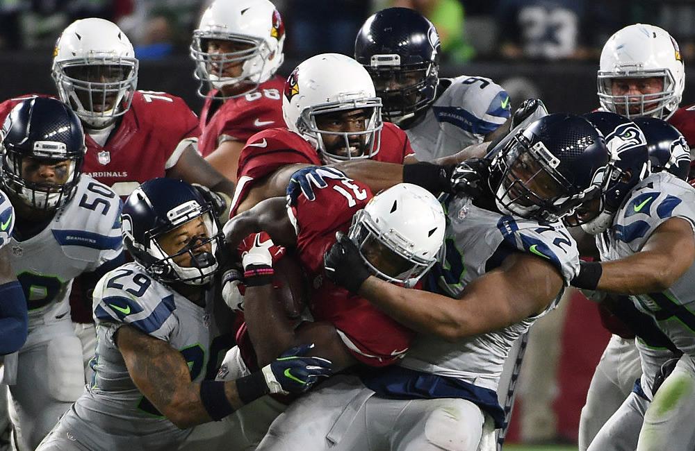 ¡Empate en la NFL! Seahawks y Cardinals fueron una burla