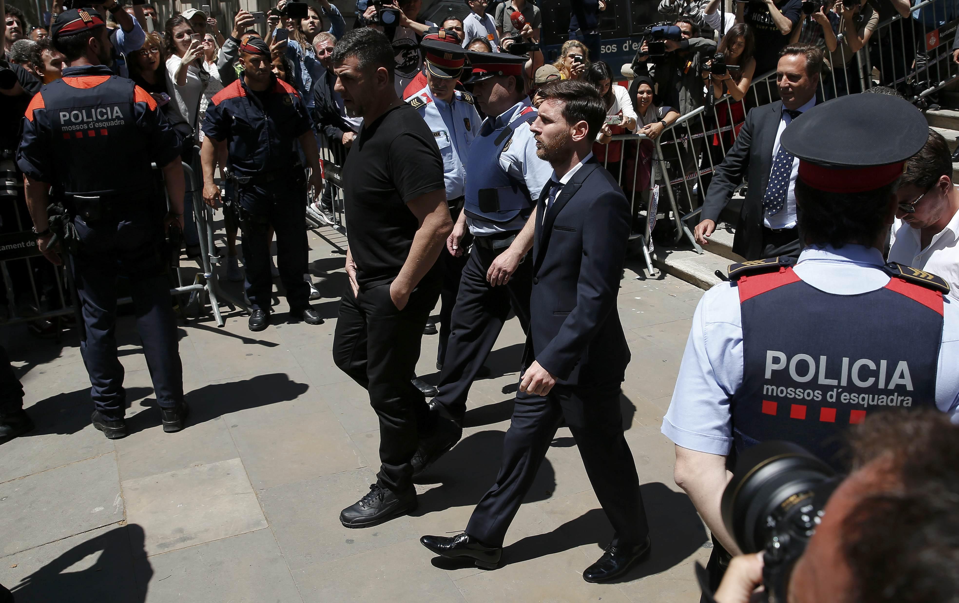 lionel messi testifica corte españa presunto fraude