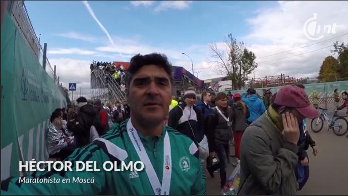 Diario de un Runner: Un mexicano en el maratón ¡de Moscú!