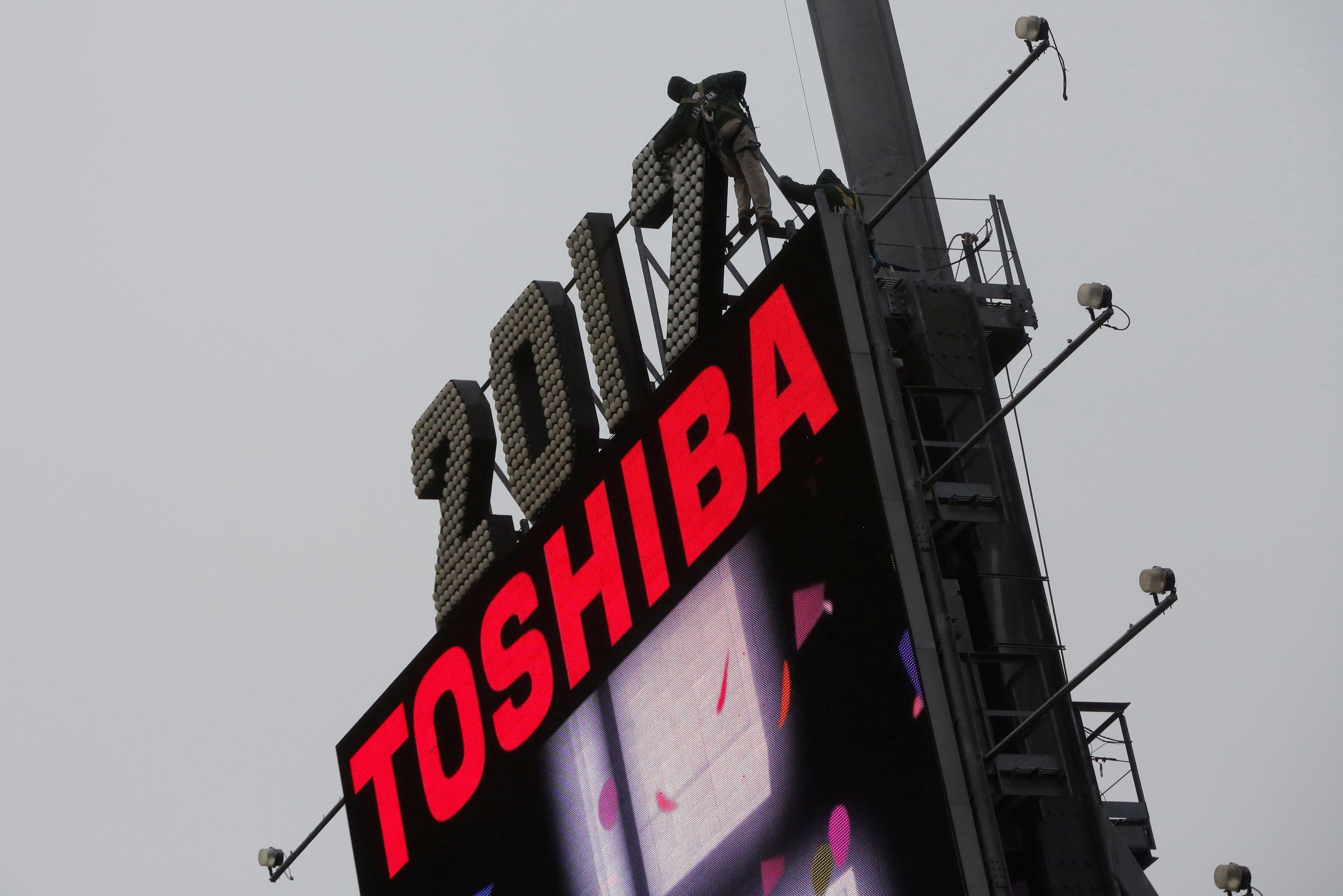 Toshiba pierde 6,600 mdd de valor de mercado