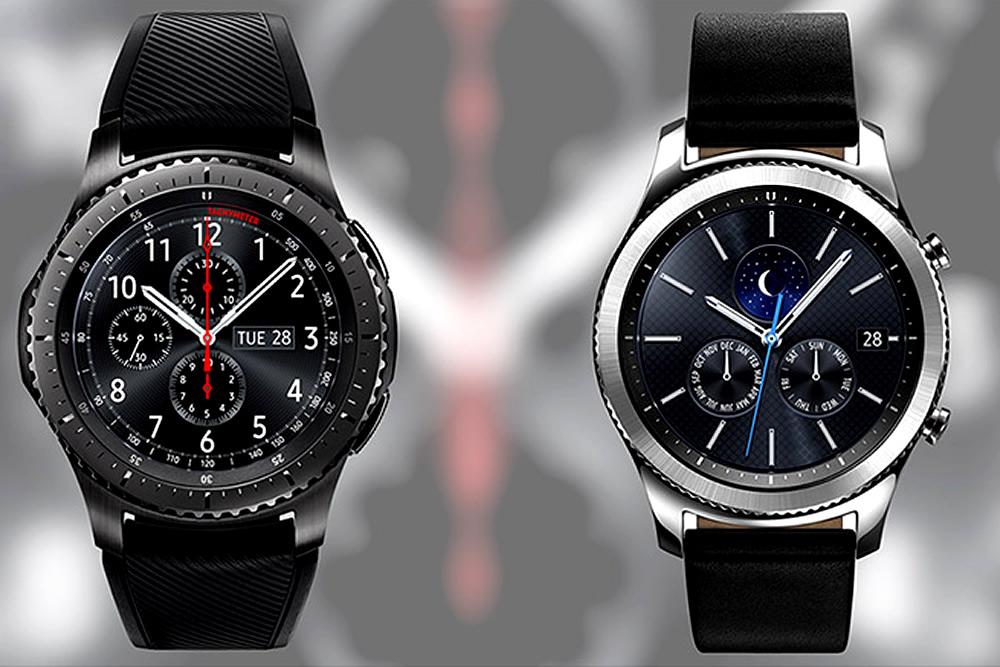 Gear S3, el nuevo reloj inteligente de Samsung