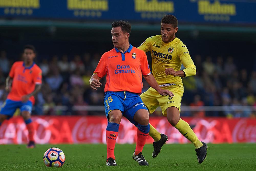 Dos Santos y el Villarreal se impusieron ante Las Palmas