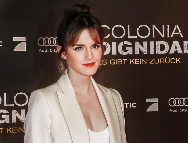 La doppelgänger de Emma Watson que bien podría pasar por su gemela