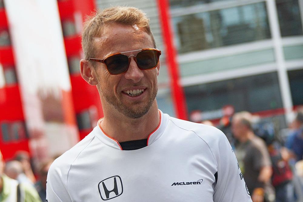 Jenson Button afronta su Gran Premio 300 en F1
