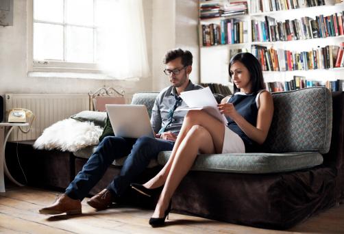 Dell obtiene mejores resultados con trabajadores laborando en casa
