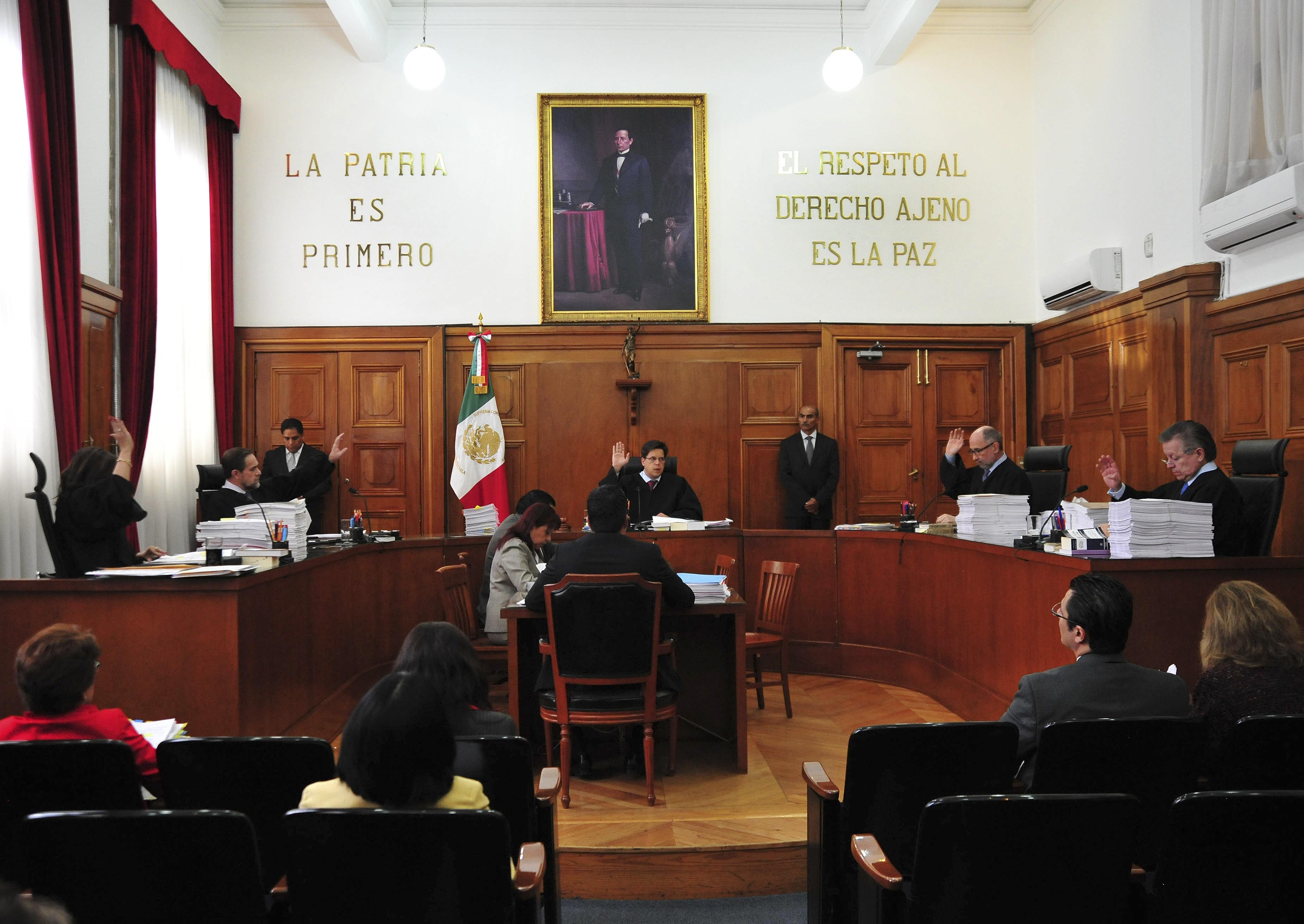 La Suprema Corte analizará si la ley 3de3 es constitucional
