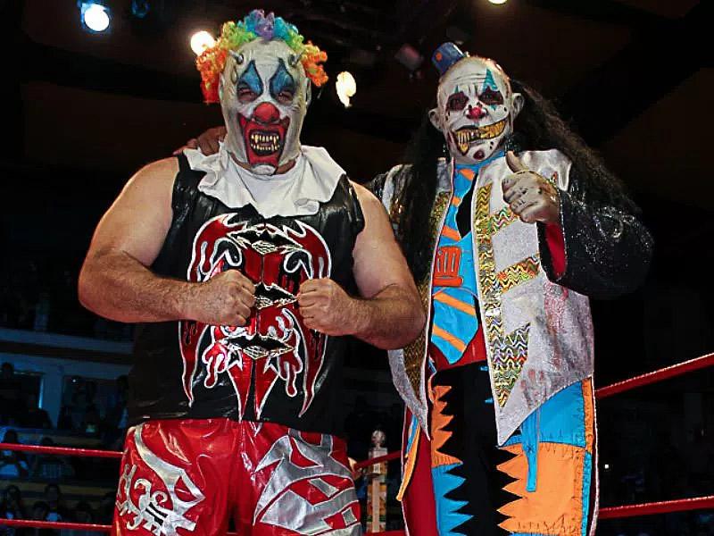 Murder y Monster Clown, de nuevo involucrados en una traición