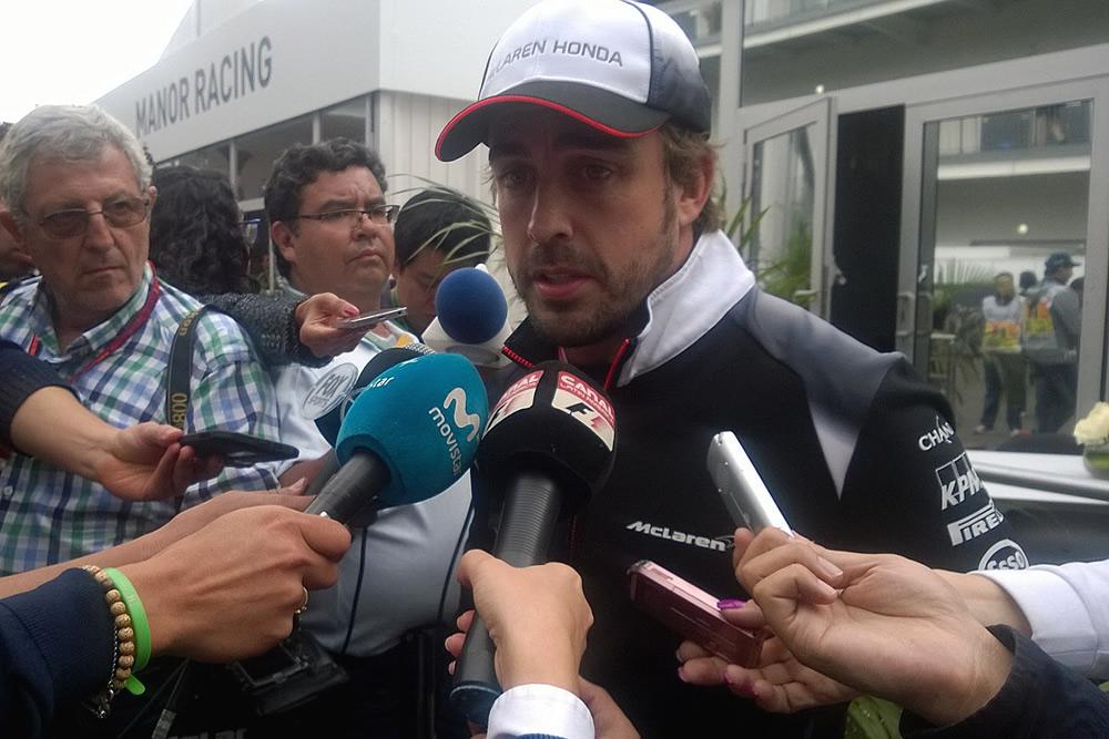 La 'Pole' para McLaren sería partir en 11: Fernando Alonso