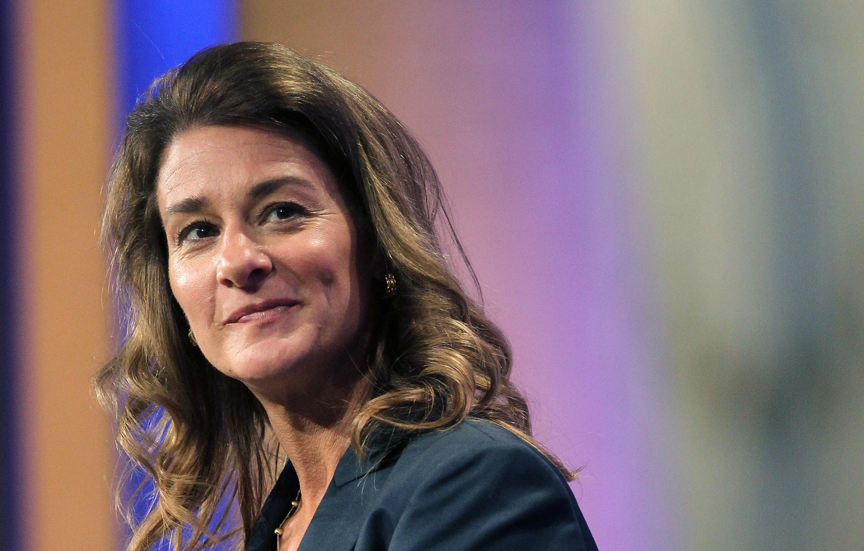 Melinda Gates enfoca su esfuerzo en las mujeres