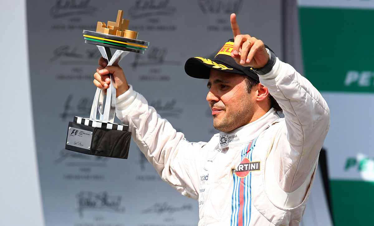 Esto opina Felipe Massa del circuito de México