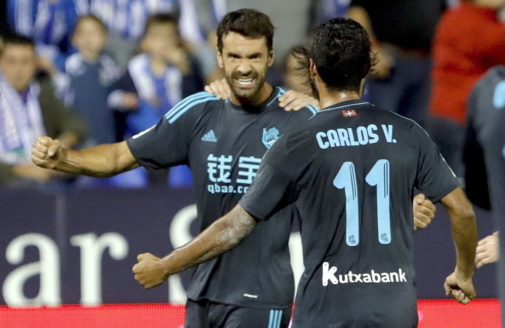 Real Sociedad ligó segunda victoria y es sexto en España