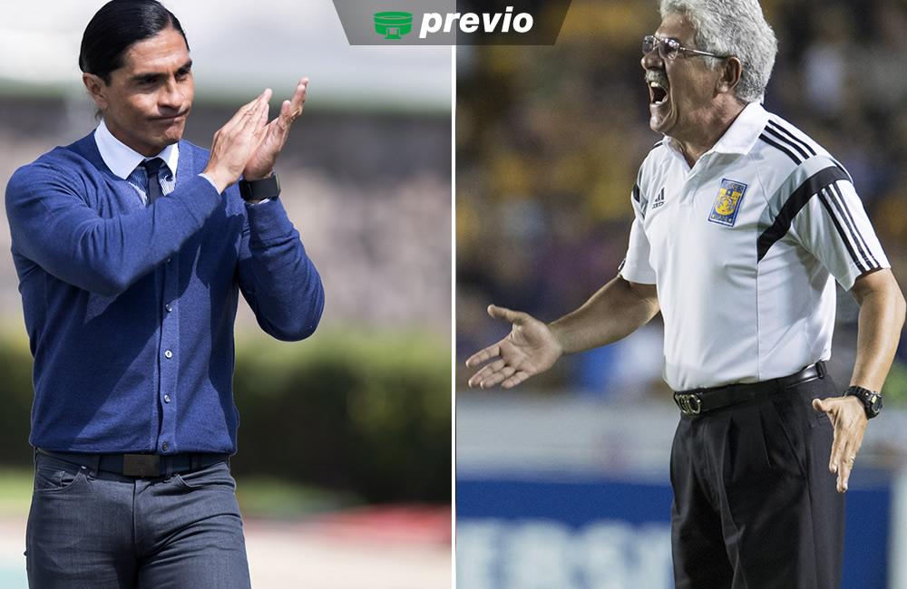 Pumas recibe a Tigres con el regreso de Sosa a CU
