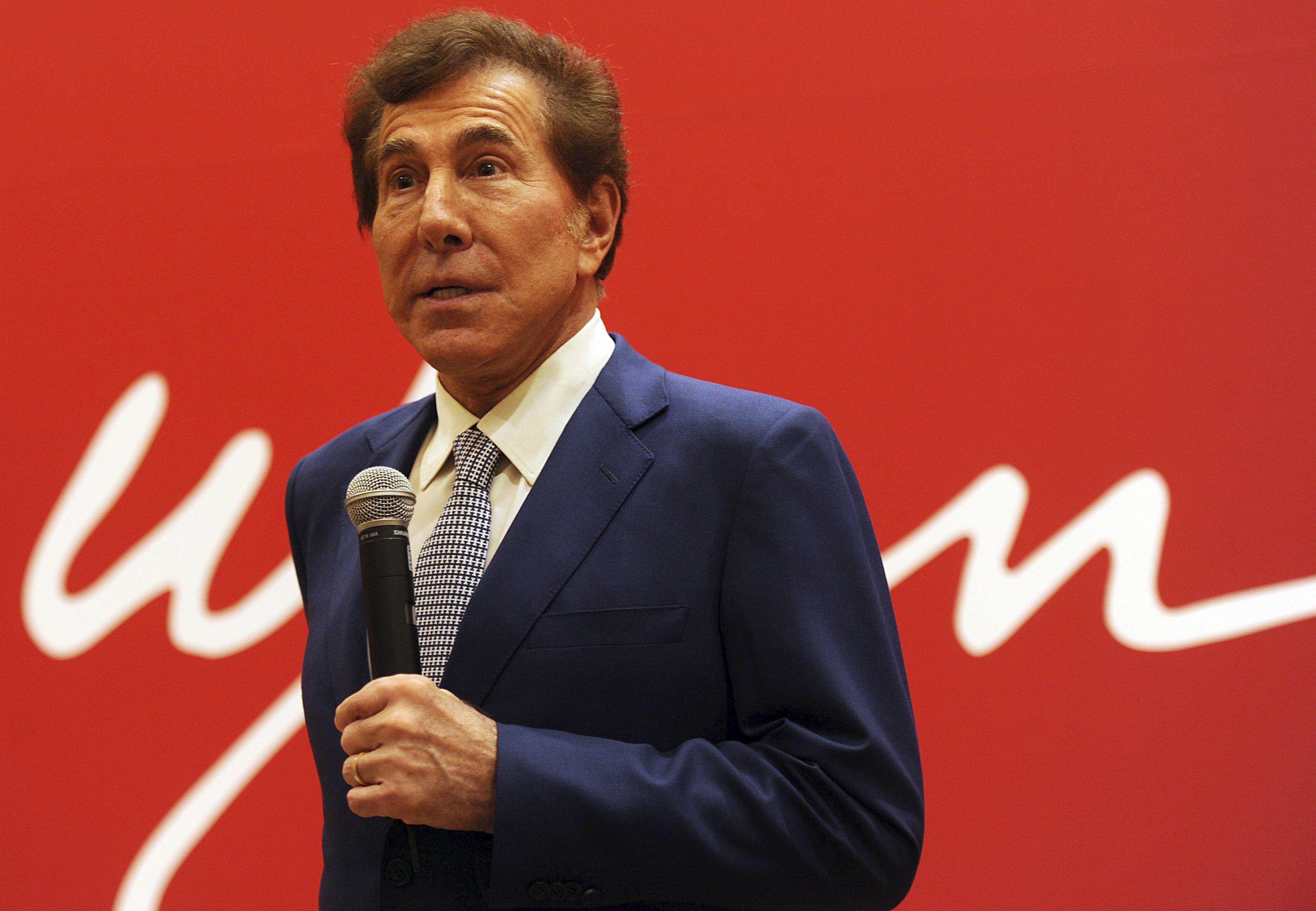 La casa pierde con los comentarios sobre los pobres del CEO de Wynn Resorts