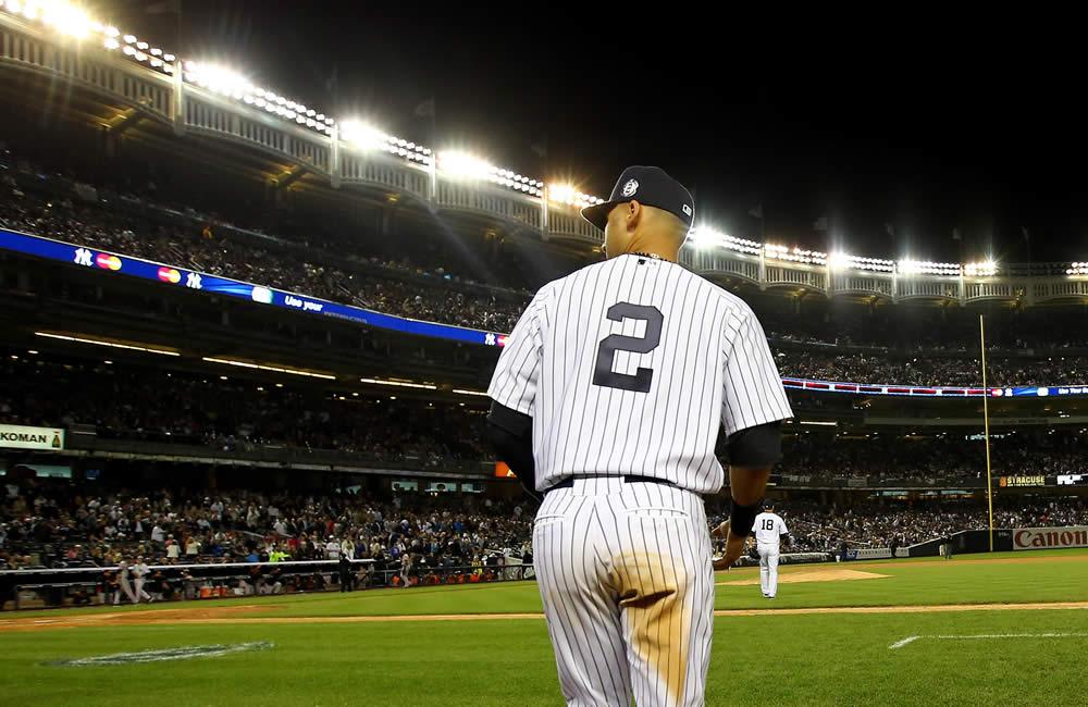 New York Yankees retirarán el '2' de Derek Jeter