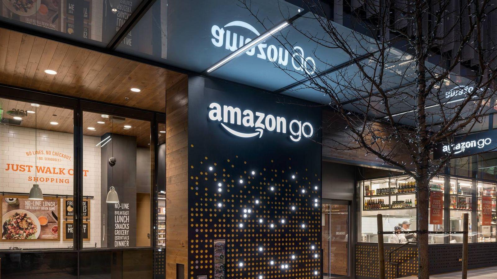 Amazon lanza la primera tienda física sin cajas para pagar