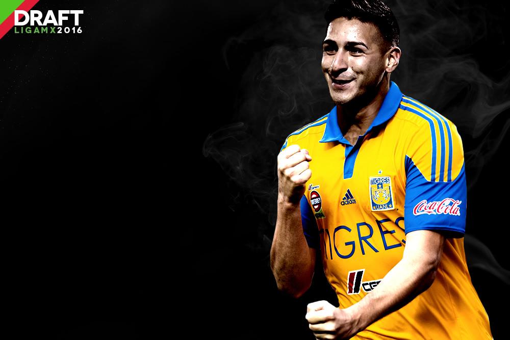 Ismael Sosa, nuevo jugador de Tigres   MedioTiempo