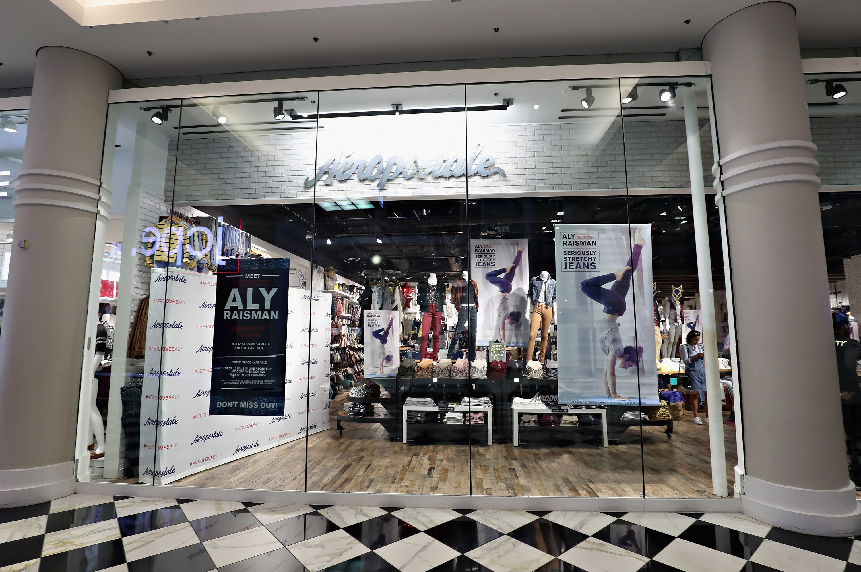 Aéropostale se salva de la bancarrota y mantendrá abiertas 230 tiendas